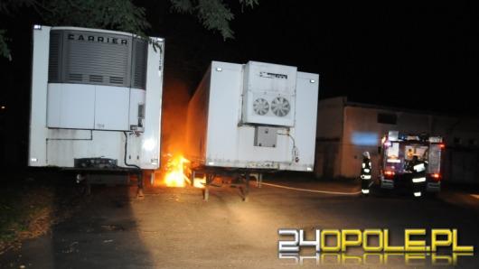 Seria nocnych podpaleń na Zaodrzu