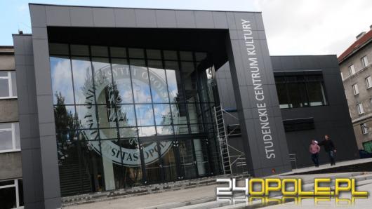 Studenckie Centrum Kultury czeka na otwarcie