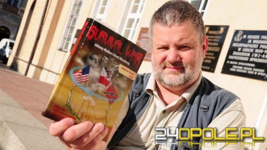 Opolski sędzia autorem powieści political fiction
