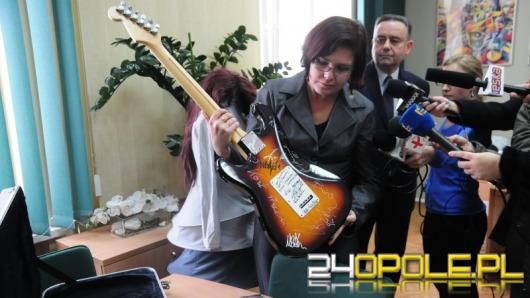 Muzeum Polskiej Piosenki pomogło rockmanowi