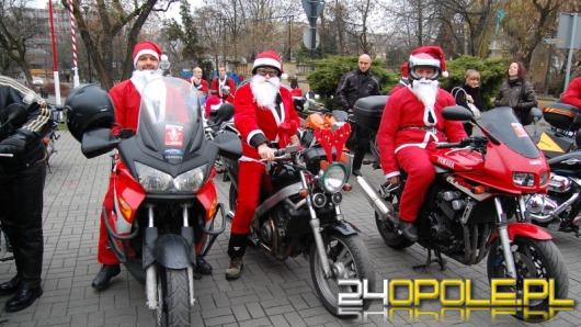W niedzielę na ulice Opola wyjadą MotoMikołaje
