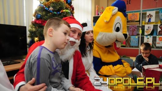 Mikołaj ma dzisiaj pracowity dzień w Opolu