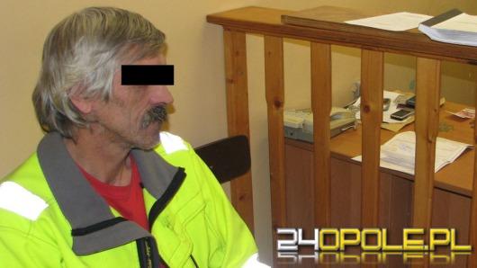 Pijany Czech prowadził ciężarówkę na autostradzie