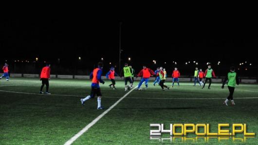 Odra Opole zaczęła przygotowania do piłkarskiej wiosny