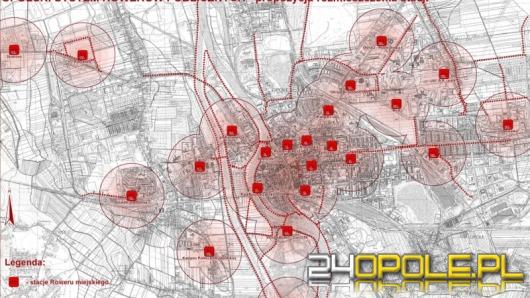 Wypożyczalnia rowerów w Opolu. Zdecyduj gdzie staną terminale