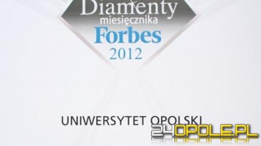 Uniwersytet Opolski wyróżniony przez Forbesa