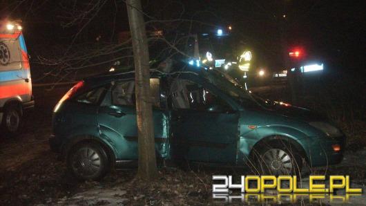 Cztery kobiety ranne po wypadku w Ozimku