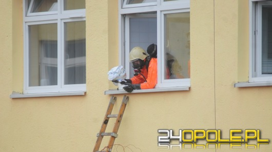 Strażacy interweniowali w Wojewódzkim Centrum Medycznym