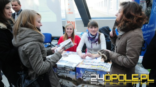 Akademickie Targi Pracy na Politechnice Opolskiej