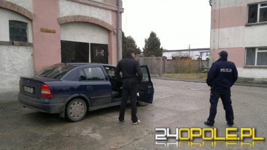 Trwa policyjna obława za złodziejem, który potrącił policjanta