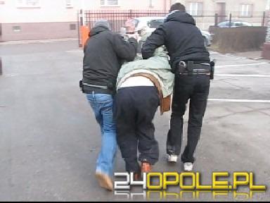 19-latek uciekający przed policją zatrzymany