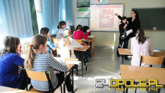 Opolskie gimnazja walczą o uczniów