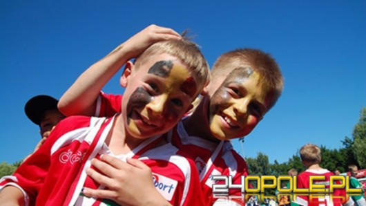 Wyjątkowy turniej piłkarski w Opolu z okazji EURO2012