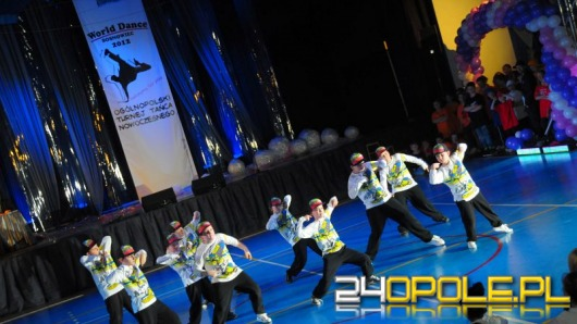 Sukcesy opolskich tancerzy podczas World Dance 2012