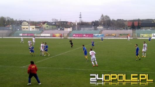 Odra Opole przegrywa ze Szczakowianką 0:3