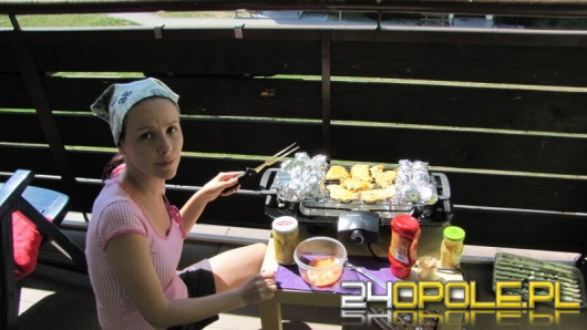 Majówka na grillu?