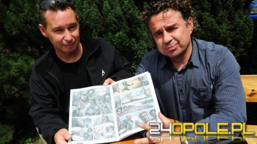 Komiks o historii Opola. Jest Doda, Piasek i prezydent Zembaczyński