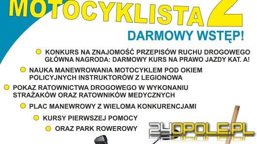 """W niedzielę druga edycja akcji """"Bezpieczny motocyklista"""""""