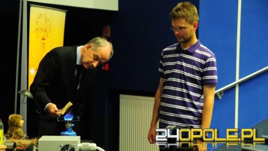 "Autor programu ""Laboratorium"" gości w Opolu"
