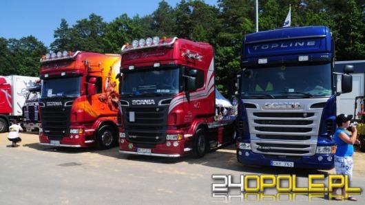 W Polskiej Nowej Wsi ruszył zlot Master Truck