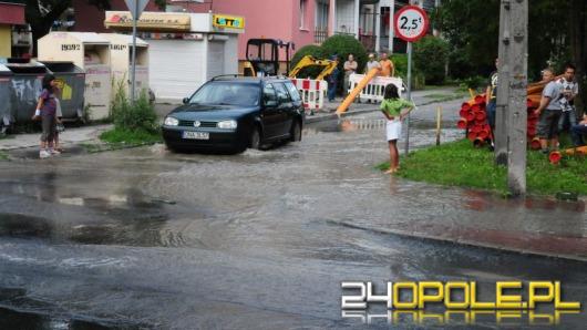 Awaria wodociągów - mieszkańcy dzielnicy górskiej bez wody