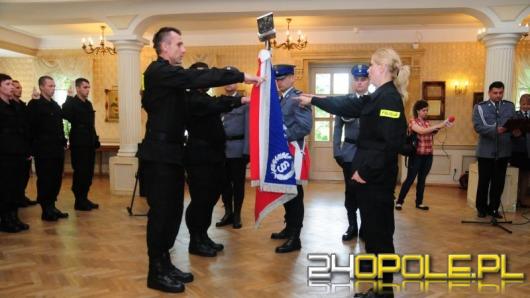 42 nowych policjantów w opolskim garnizonie