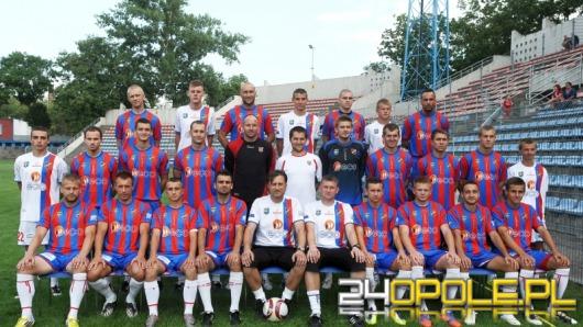 To oni będą walczyć o II ligę dla Opola