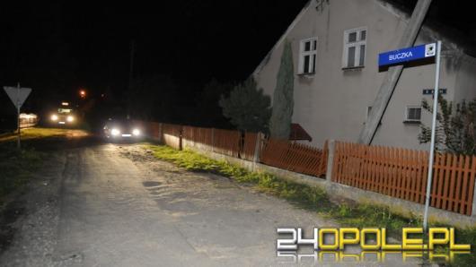 Wypadek bryczki w Szczedrzyku - ucierpiało pięć osób