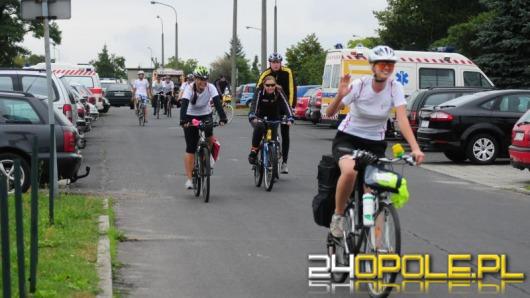 3700 kilometrów na rowerach, by zbierać pieniądze dla dzieci