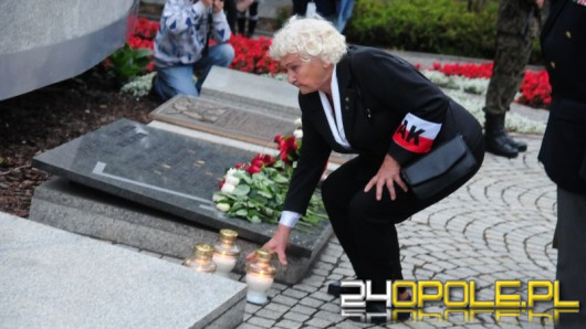 Opolanie uczcili rocznicę wybuchu II wojny światowej
