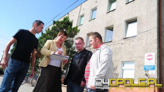 Mieszkańcy Groszowic nie chcą rozbudowy noclegowni