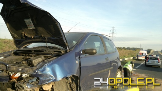Pijany kierowca sprawcą zderzenia na obwodnicy