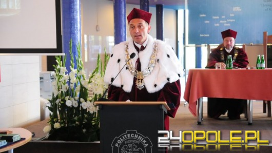 Nowy rok akademicki na Politechnice Opolskiej rozpoczęty