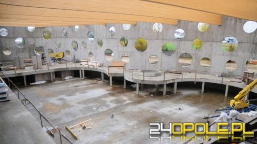 Budowa pływalni na kampusie PO idzie zgodnie z planem