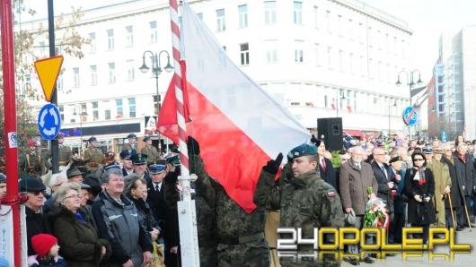 Tłumy Opolan świętowały dziś rocznicę odzyskania niepodległości
