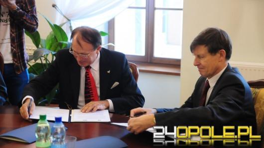 Ratusz zacieśnia współpracę z Uniwersytetem Opolskim
