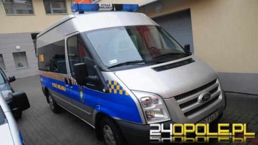 Straż Miejska w Opolu ma nowy samochód za 127 tysięcy złotych