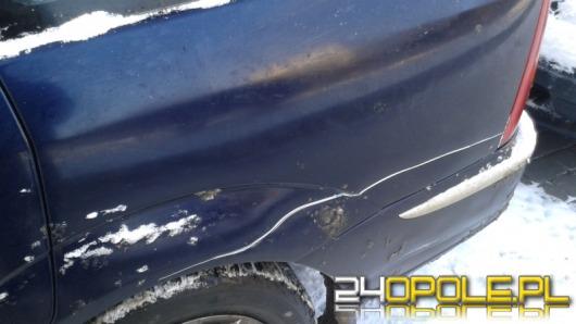 Porysowane auta, pourywane lusterka czyli miejskie służby sprzątają