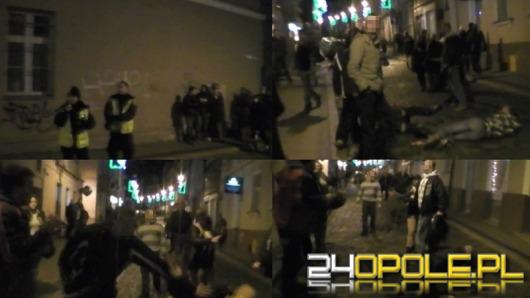 Dlaczego straż miejska nie interweniowała podczas bójki na rynku?