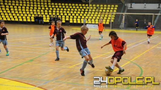Młodzi piłkarze z całej Opolszczyzny spotkali się w Okrąglaku