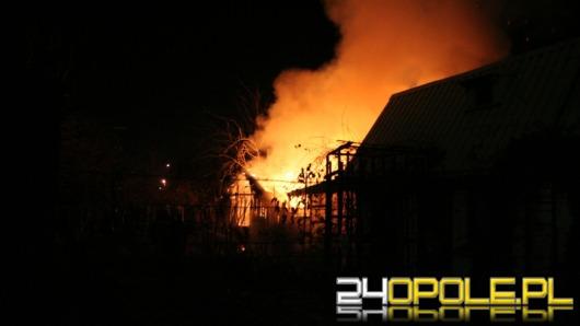 Tragiczny pożar altanki w Nysie