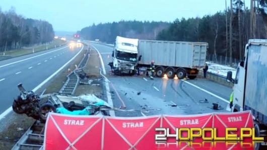 Śmiertelny wypadek na autostradzie. Jak mogło dojść do takiej pomyłki?