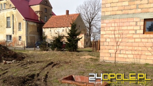 Sąsiedzki spór o szambo w Makowicach