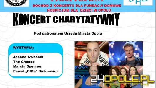 Gwiazdy X-Factor wystąpią charytatywnie w Opolu