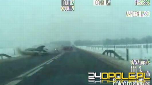 Sprawca wypadku pod Strzelcami Opolskimi popełnił samobójstwo