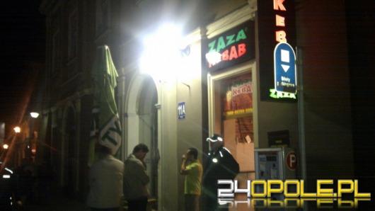 Siedmiu Opolan odpowie za bójkę w barze Kurdów
