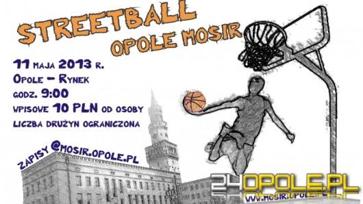Koszykówka w Opolu wychodzi na ulice. Weź udział w turnieju streetballu.
