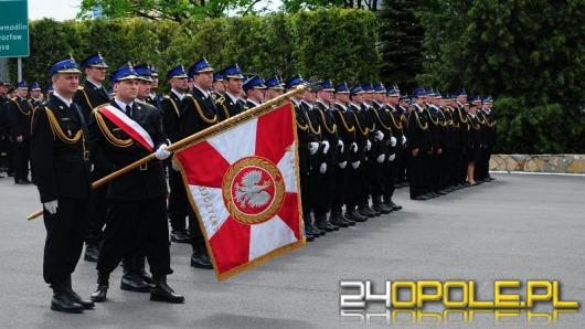 Opolscy strażacy świętują
