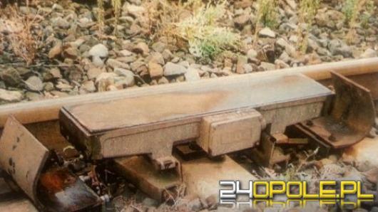 Złomiarze żyli z okradania kolei