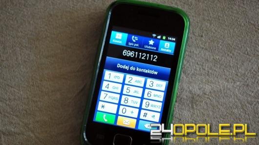 Głuchoniemi mogą wezwać pomoc SMS-em